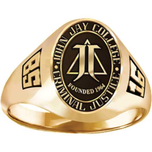 Women's Round Medallion Signet Ring