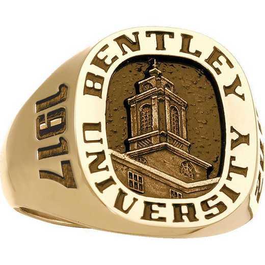 Bentley University Main Campus Men's Large Signet Ring