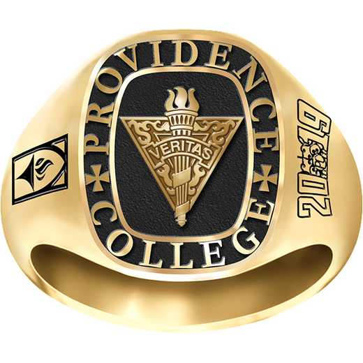 Providence College Class of 2019 Men's All Metal Signet Ring