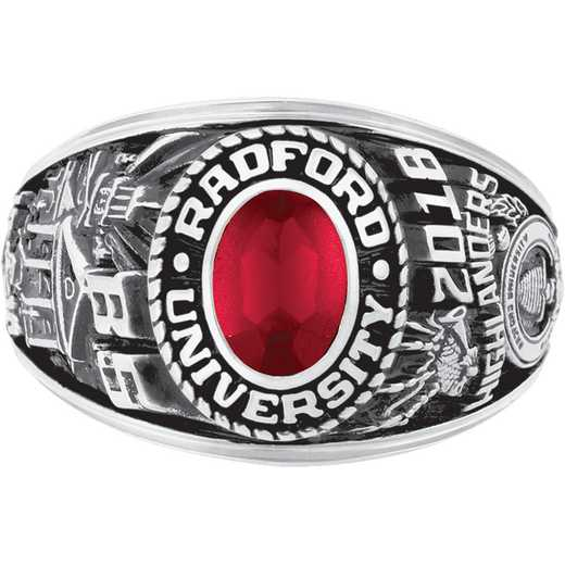 Radford University Radford-VA Women's Small Traditional Ring