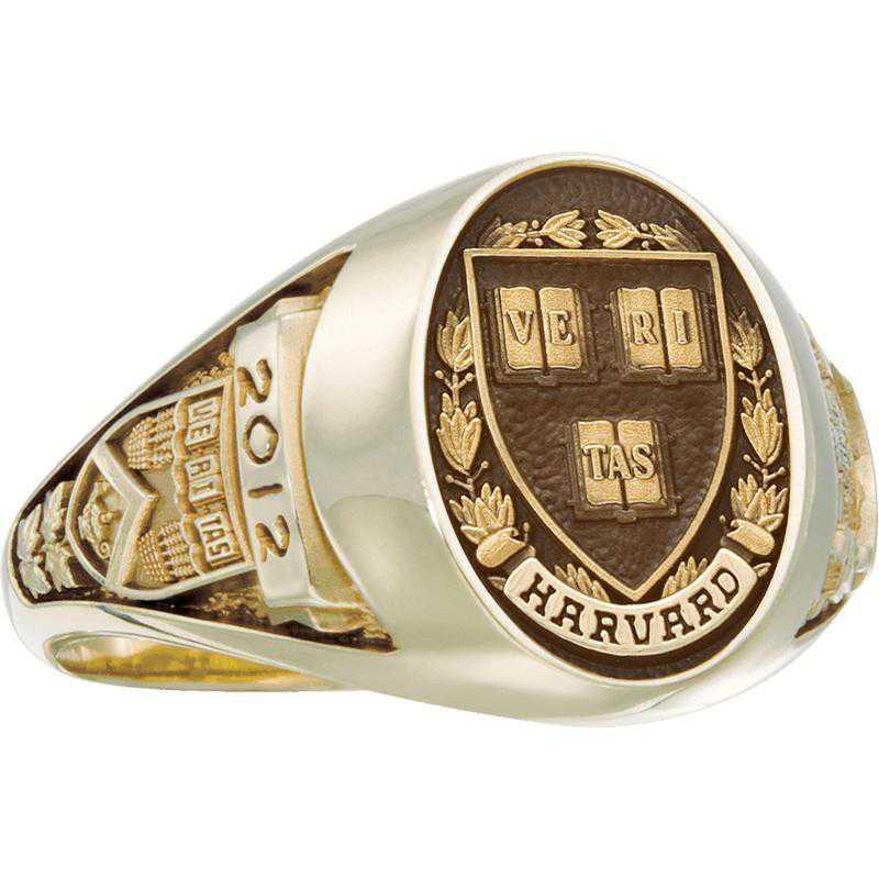 Harvard University Men's Signet Ring