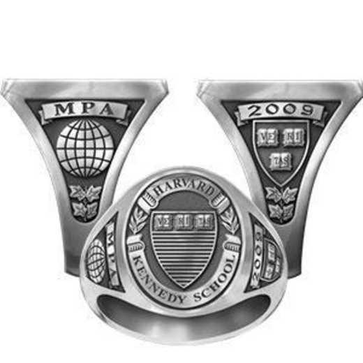 Harvard Kennedy School Women's Signet Ring