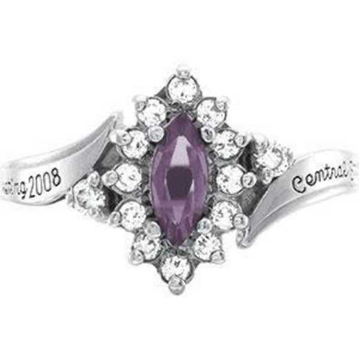 New York University Stern School of Business Allure Ring