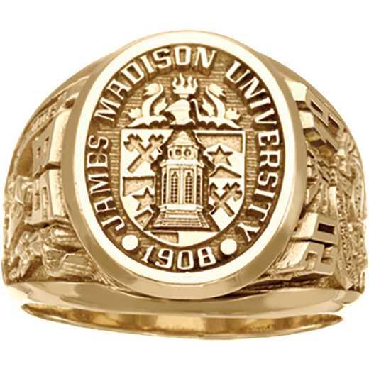 James Madison University Class of 2019 Men's Collegian Ring