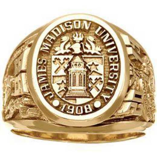 James Madison University Class of 2013 Men's Collegian Ring