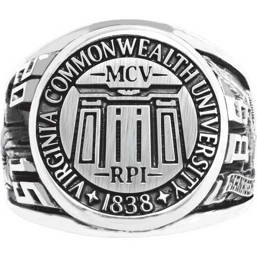 Virginia Commonwealth University Small Scholar with Signet Top Ring