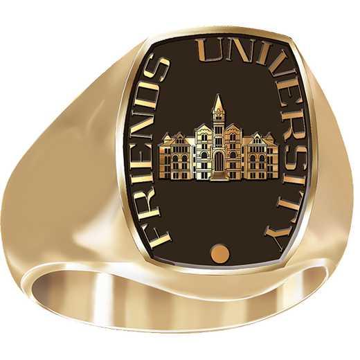 Friends University Men's Diplomat Ring