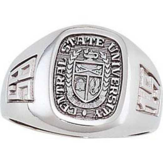 Santa Clara University Men's Diplomat Ring