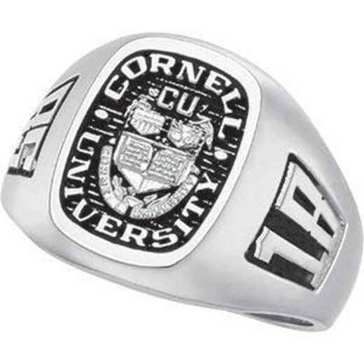 Cornell University Men's Diplomat Ring