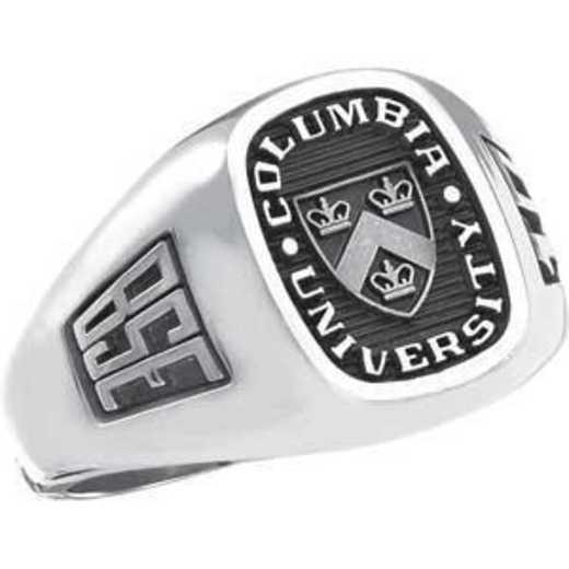 Columbia University Men's Diplomat Ring