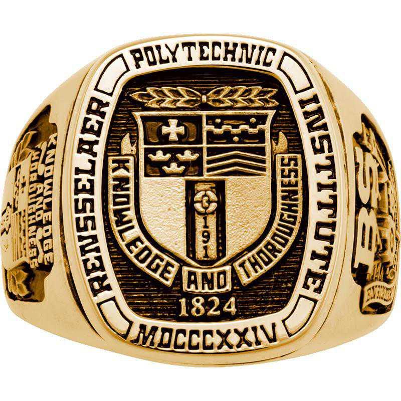 Rensselaer Polytechnic Institute Class of 2015 Women's Lady Legend Ring