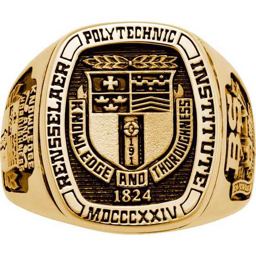 Rensselaer Polytechnic Institute Class of 2015 Women's Lady Legend Ring