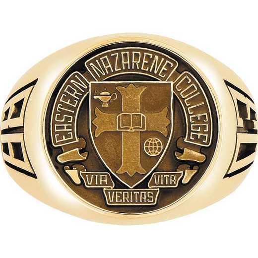 Eastern Nazarene College Men's Signet Ring
