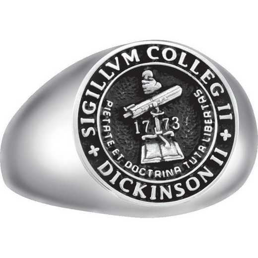 Dickinson College Men's Ashton Signet Ring