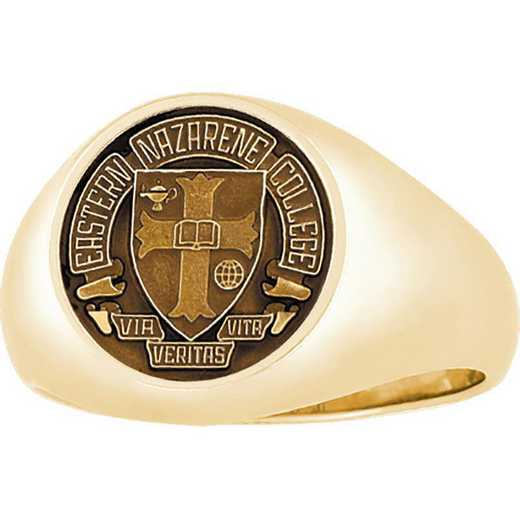 Eastern Nazarene College Women's Signet Ring