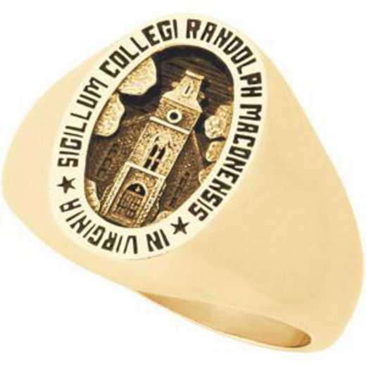Randolph-Macon College Men's Signet Large Ring