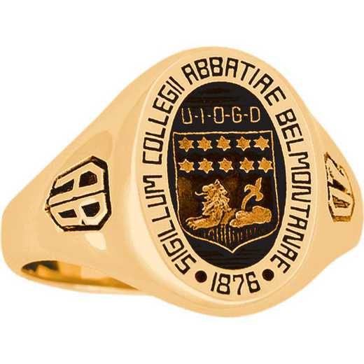 Belmont Abbey College Women's Small Signet Ring
