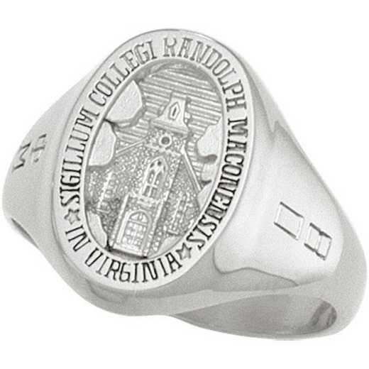 Randolph-Macon College Women's Signet Small Ring