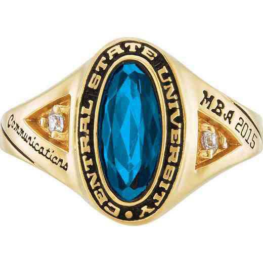 East Tennessee State University Quillen College of Medicine Signature Ring