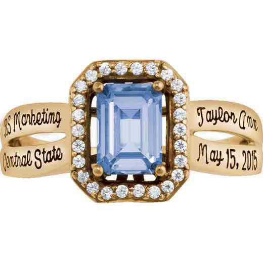 East Tennessee State University Quillen College of Medicine  Inspire Ring