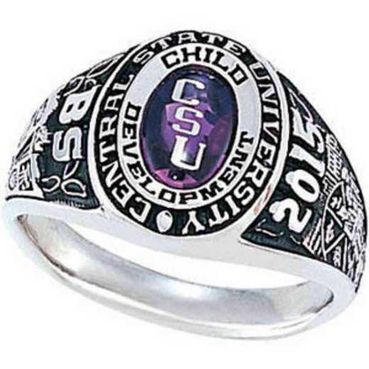 East Tennessee State University - Quillen College of Medicine Galaxie II Ring