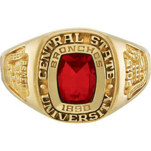 East Tennessee State University Quillen College of Medicine Lady Legend Ring