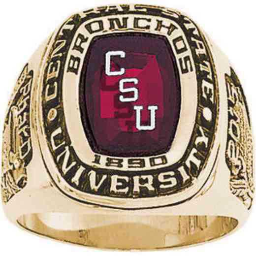 East Tennessee State University Quillen College of Medicine Men's Legend Ring