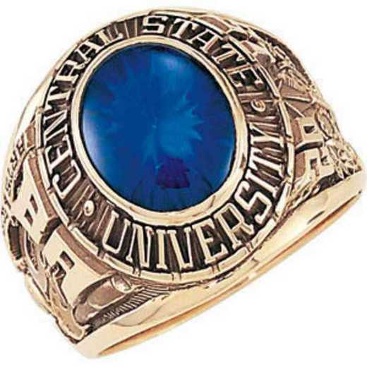 East Tennessee State University Quillen College of Medicine Men's Traditional Ring