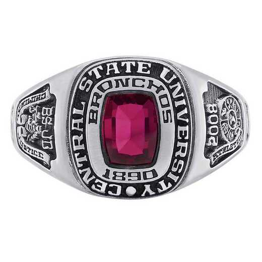 Women's Standard Collegiate Signet Ring