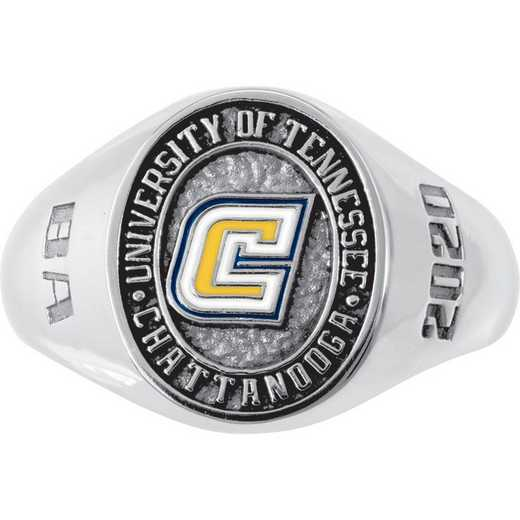 University of Tennessee at Chattanooga Women's Small Oval Signet Ring