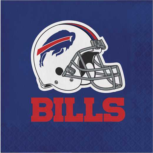 DTC669504NAP: CC Buffalo Bills Napkins