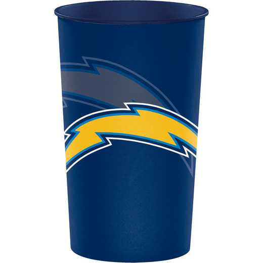 DTC119526TUMB: CC Los Angeles Chargers Souvenir Cups