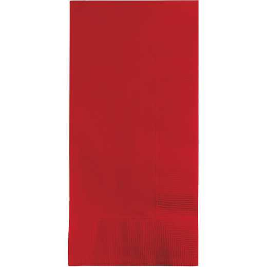 271031: CC Classic Red Din Napkins - 100 Cnt