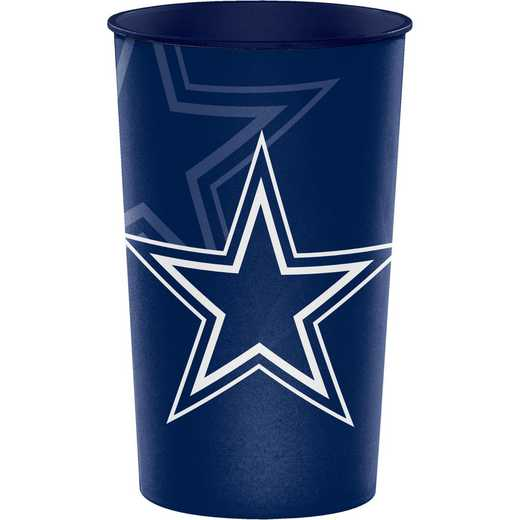 DTC119509TUMB: CC Dallas Cowboys Souvenir Cups