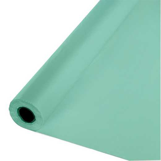 318895: CC Mint Green Plastic Banq Roll -100'