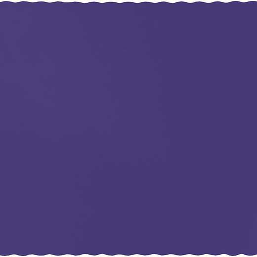 863268B: CC Purple Placemats - 50 Cnt