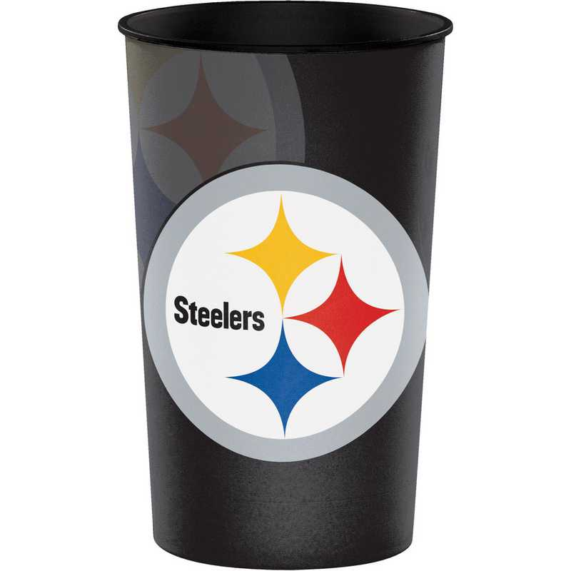 DTC119525TUMB: CC Pittsburgh Steelers Souvenir Cups