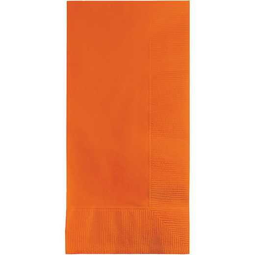 67191B: CC Sunkissed Orange Din Napkins - 50 Cnt