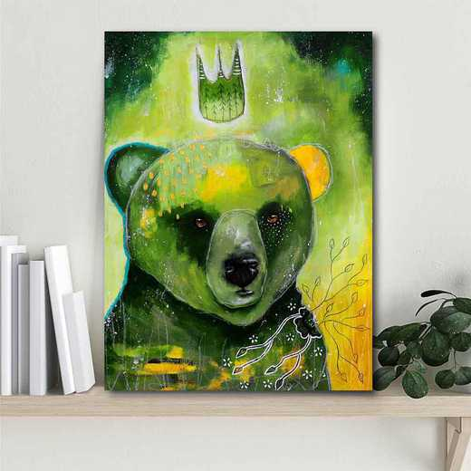 Nature voice Gallery-Wrapped Canvas Wall Art
