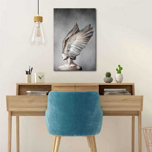 Thea  Gallery-Wrapped Canvas Wall Art