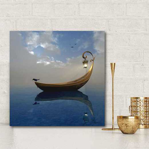 Narcissism  Gallery-Wrapped Canvas Wall Art