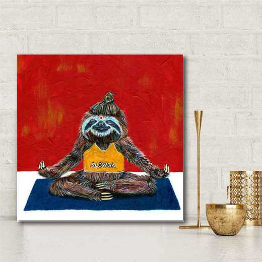 Slowga  Gallery-Wrapped Canvas Wall Art