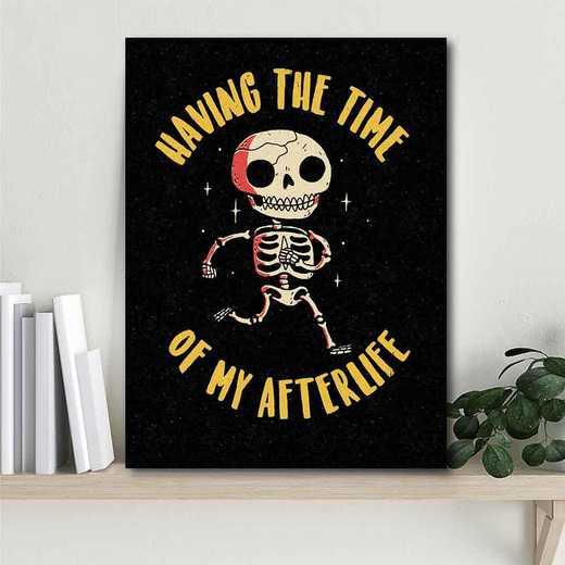 The Time of My Afterlife  Gallery-Wrapped Canvas Wall Art
