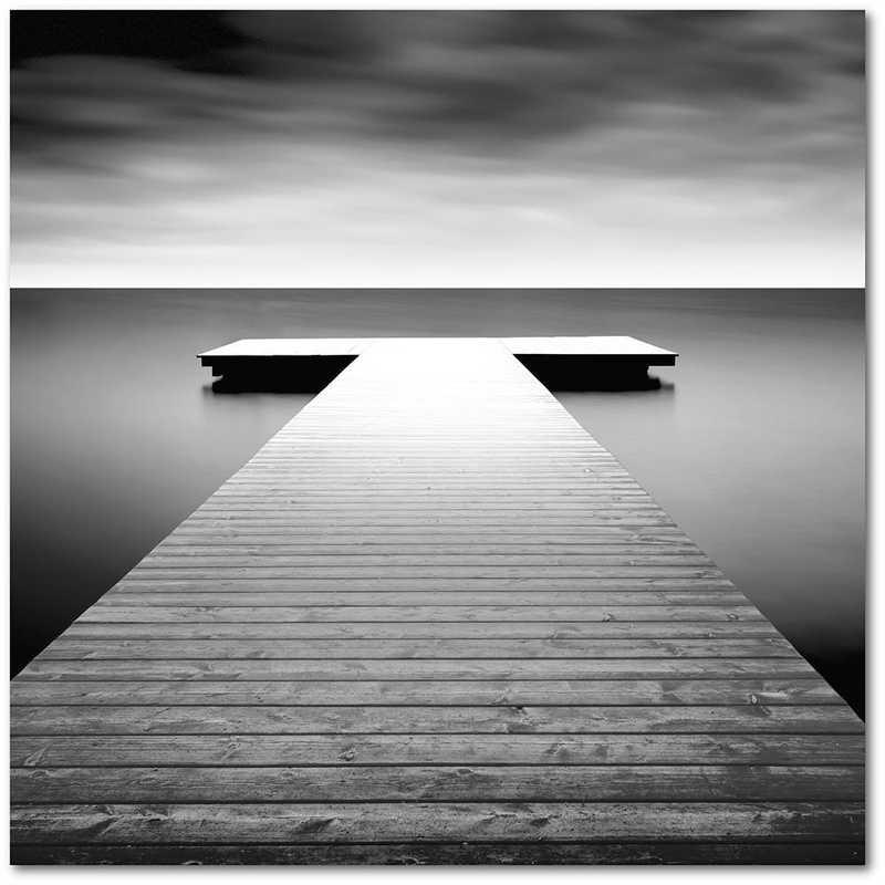 Idyllic Lake Jetty 16
