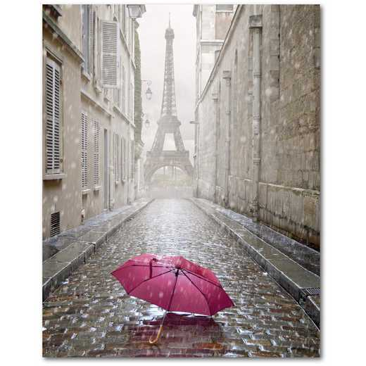 "ROMANTIC INTERLUDE 16""x20"" Gallery-Wrapped Canvas Wall Art"