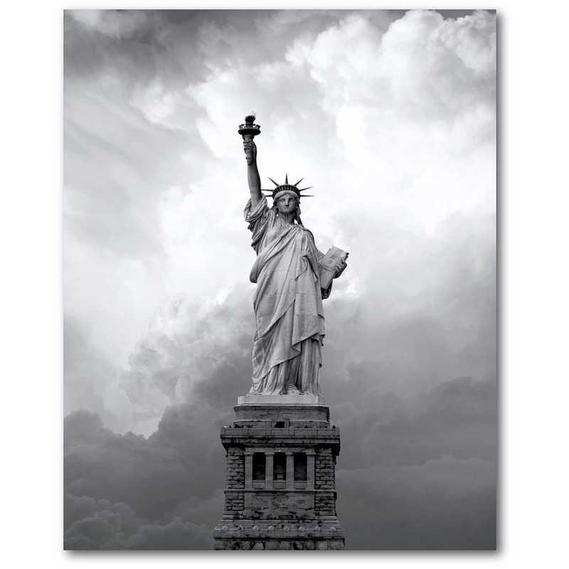 Majestic Lady Liberty 16