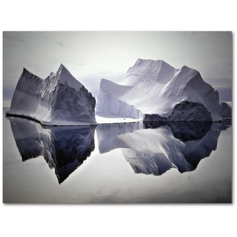 Iceberg Reflections 16
