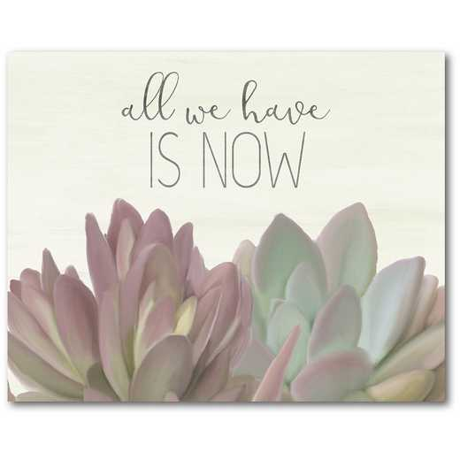"All We Have 16""x20"" Gallery-Wrapped Canvas Wall Art"