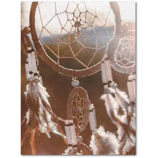 "Spirited Dreamcatcher 12""x18"" Gallery-Wrapped Canvas Wall Art"