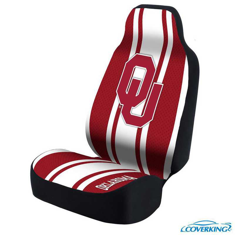 USCSELA005: Universal Seat Cover for Oklahoma University